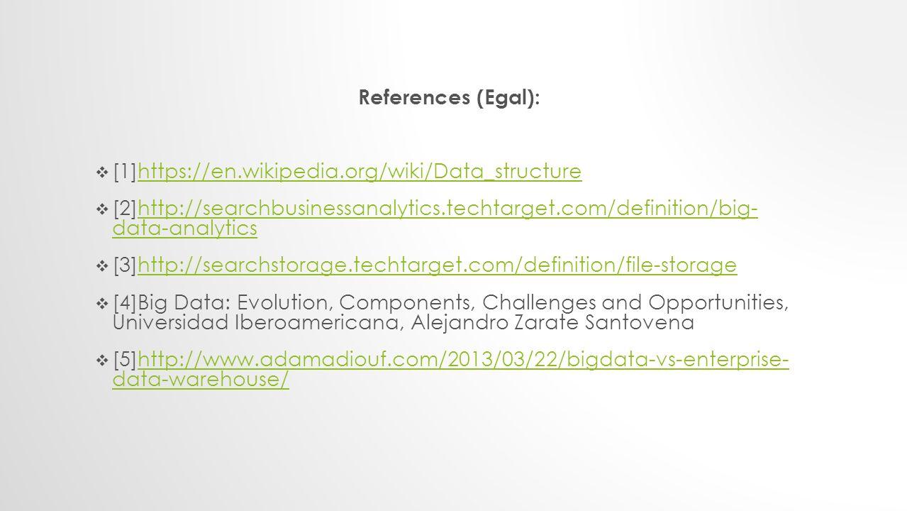 data warehouse wiki